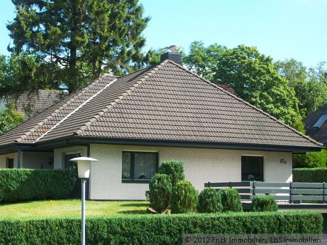 Bungalow in Seenähe